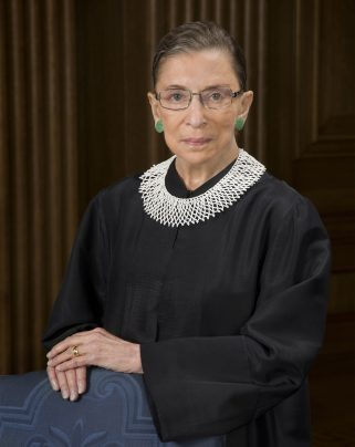 Ruth Bader Ginsburg | Role Model